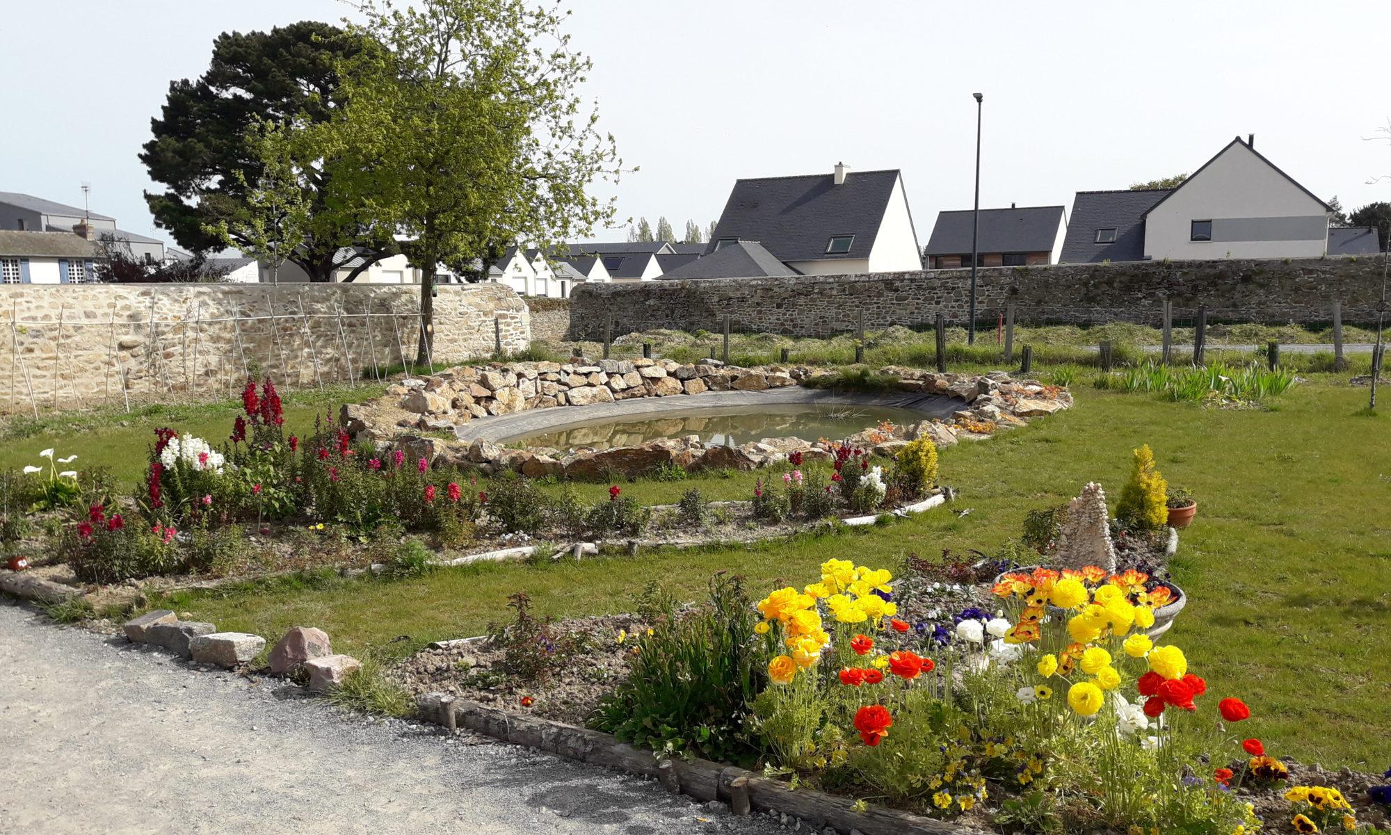 Le Jardin Solidaire de Saint-Malo